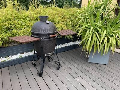 BBQ en terrasse
