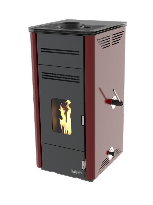 Poêle à granulés sans électricité Fiorello