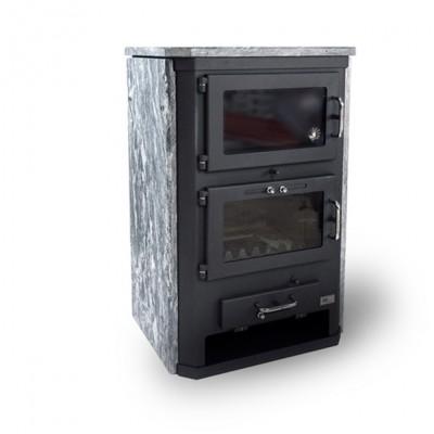 po le bois en pierre ollaire megeve. Black Bedroom Furniture Sets. Home Design Ideas