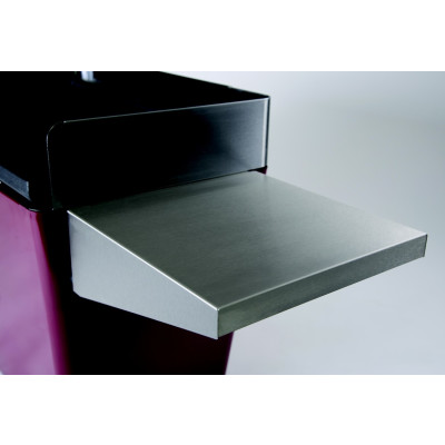 GRILLY : Plateau latéral Inox