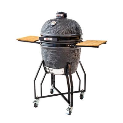 Barbecue céramique GRILL GURU Classic large sur chariot