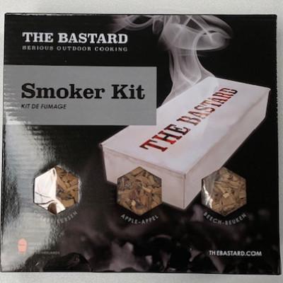 Kit de fumage pour barbecue The Bastard