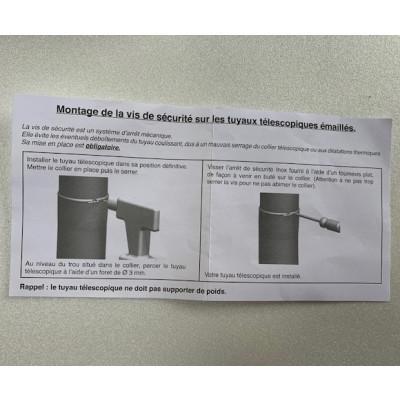 Kit Modérateur de tirage Z130 TEN